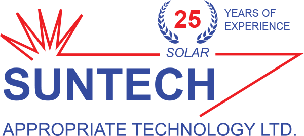 Suntech Appropriate Technology LTD. 25 Years of Experience